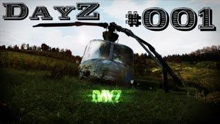 Let's Play Arma2: Dayz Origins #002 - Unser Kleines Lager