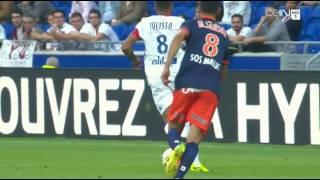 Lyon - Montpellier Journée 06 - 21-09-2016