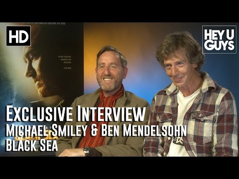 Michael Smiley and Ben Mendelsohn   Black Sea