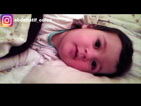 How Does My Sister's Baby Son React To The Quran | ردة فعل ابن أختي الرضيع عندما سمع القرآن
