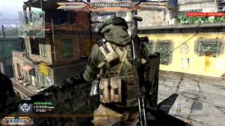 MW2 na retrocompatibilidade xbox one joguei no mapa da favela