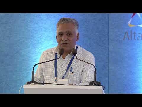 Dr. P.V.N. Rao, Deputy Director, NRSC, ISRO,  Shares The Role Of ISRO In River Rejuvenation