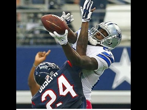 Dez Bryant Beats Texans With Amazing Catch 10 5 2014 High Quality