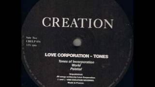 Love Corporation - Tones (World)