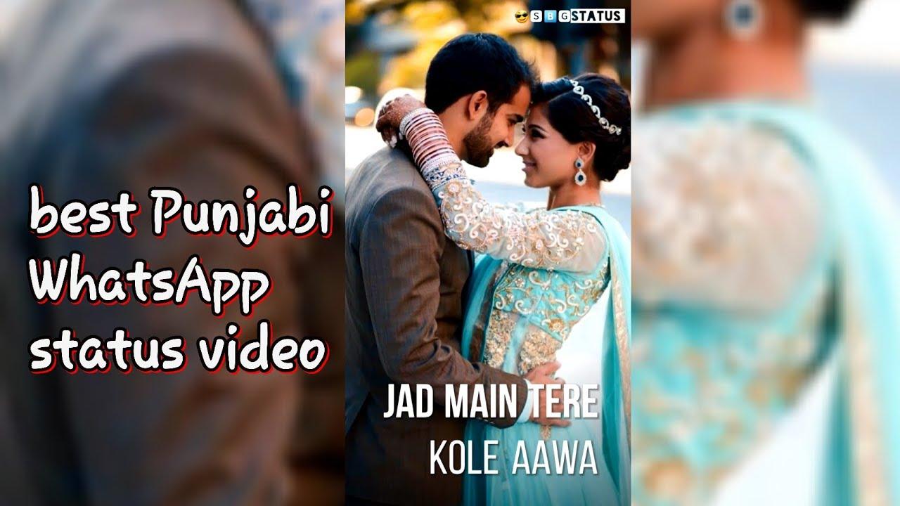 Punjabi WhatsApp status video New, full screen WhatsApp ...