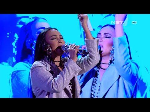 Electroma - Ada Apa dengan Cinta - LIVE from NET 4.0 presents Indonesian Choice Awards 2017