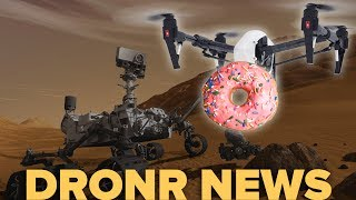 NASA experiments with a drone for MARS!