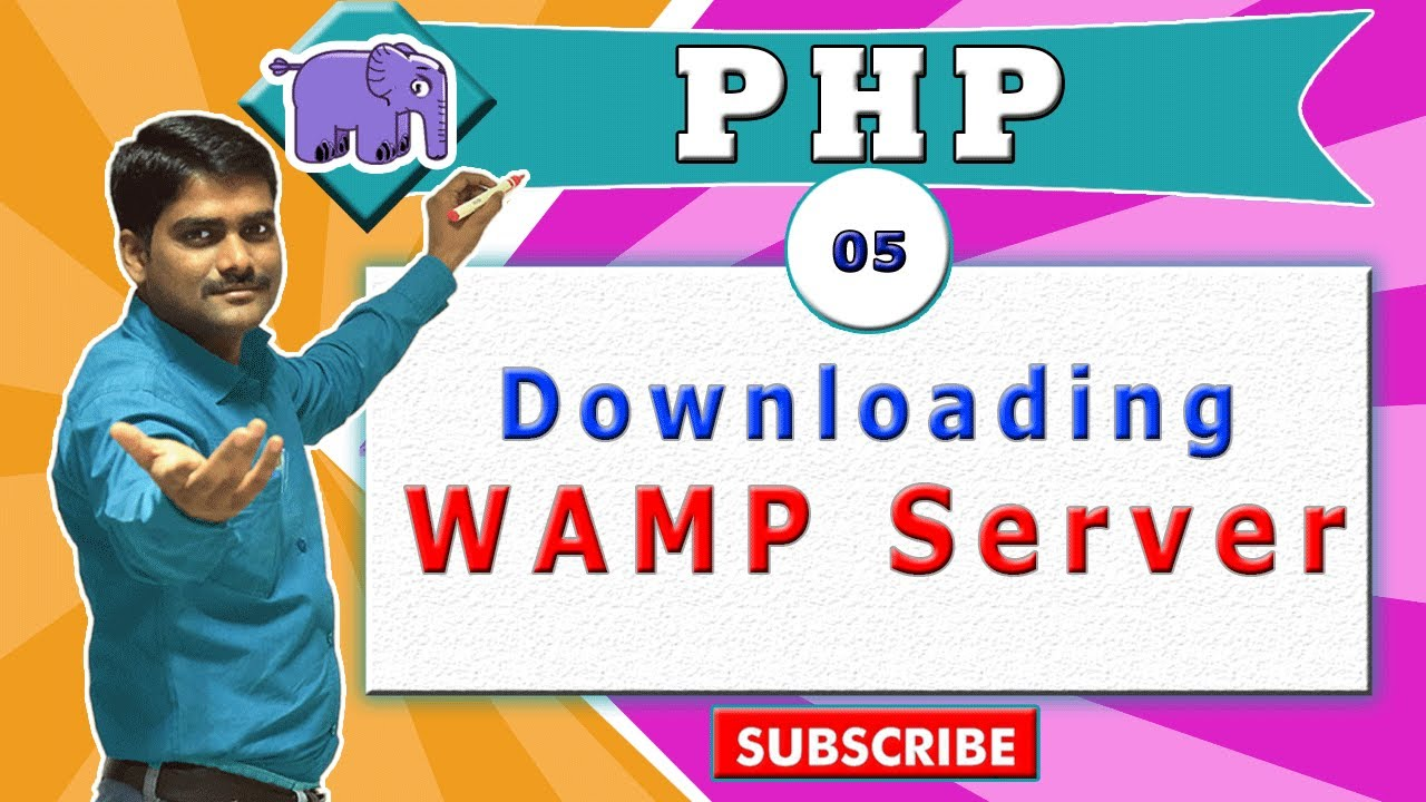 Wamp server – what is… | php video academy.