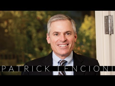 Patrick Lencioni on how to build trust within your team