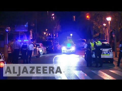 Police gun down 5 'terrorists' after Barcelona attack
