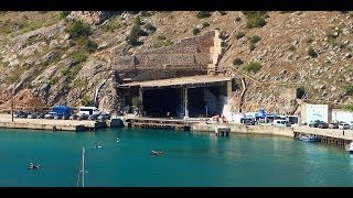 видео Балаклава. Музей подводных лодок. Объект 825 ГТС