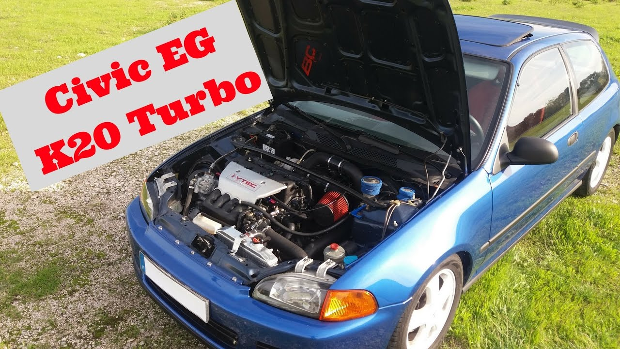 eng  honda civic   turbo portugal stock  modified car reviews youtube