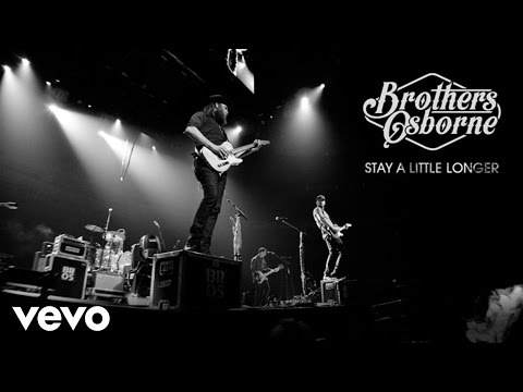 Brothers Osborne - Stay A Little Longer (Audio)