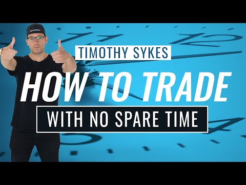 How To Trade Stocks With No Spare Time