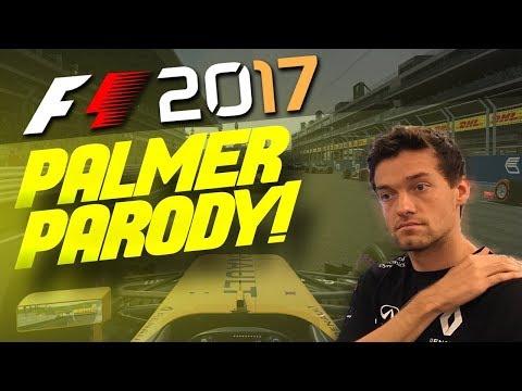 When Jolyon Palmer Drives for Renault (F1 Parody)