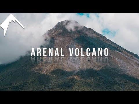 CLIMBING the ARENAL Volcano 🌋