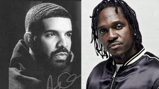 Drake Responds Pusha T & Kanye West On Scorpion Album...
