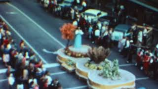 George Flowers Movie Collection #1: Ashe County Fall Festival Parade, West Jefferson, NC, Circa 1964