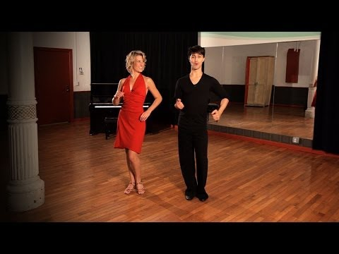 How to Do a Mambo Forward & Back Step | Ballroom Dance