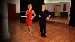 How to Do a Mambo Forward & Back Step | Ballroom Dance