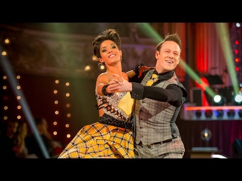 Frankie Bridge & Kevin Quickstep to 'A Town Called Malice' - Strictly Come Dancing: 2014 - BBC One