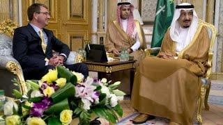 كارتر بالسعودية لمناقشة التعاون في مواجهة تمدد ايران