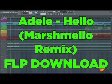 Adele - Hello (Marshmello Remix) FL Studio Remake + FLP DOWNLOAD