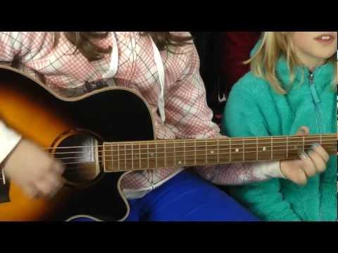 Weltreise • Kinderlied für Ukulele u. Gitarre