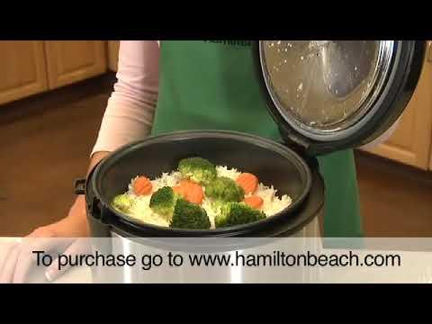 hamilton beach digital simplicity deluxe rice cooker steamer rh youtube com hamilton beach beyond rice cooker manual 37536 hamilton beach beyond rice cooker manual 37536