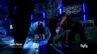 Промо-ролик 11-го эпизода «Тёмной материи»