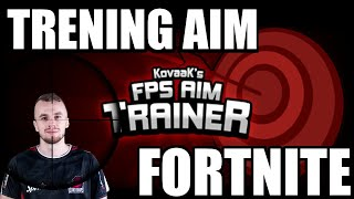 AIM FORTNITE TRACKSUIT! Kovaak's Aim Trainer