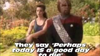 Play Worf's Revenge (Klingon Rap)