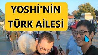 Yoshi Türk Arkadaşına Sürpriz Karşılama Yaparsa? (Japonca, Aile, Özlem)