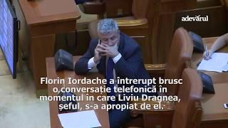 De râsu' plânsu' în Parlament cu Tudose și Dragnea