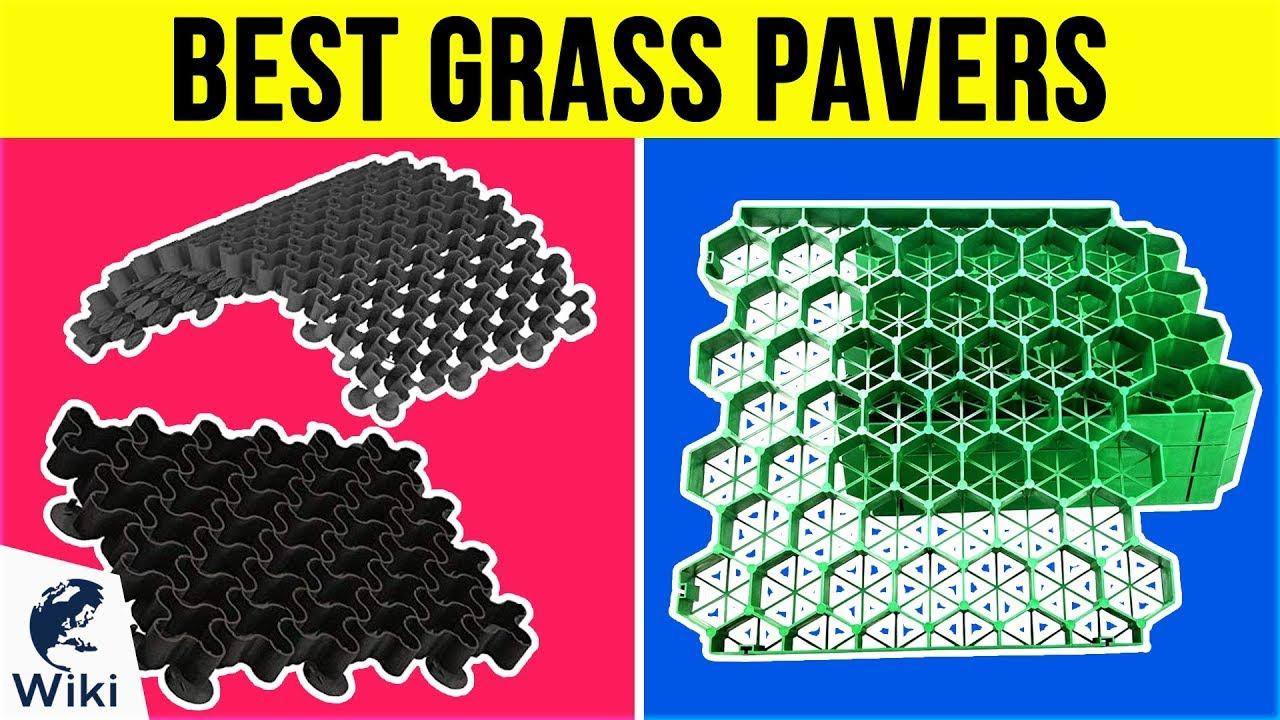 6 Best Grass Pavers 2019