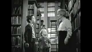 The Wonder of Books:  Library Scene from The Human Comedy (1943)