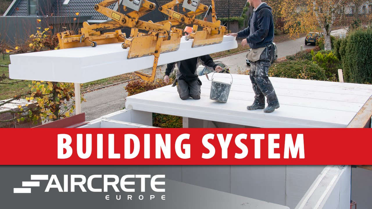 The Aircrete Building System