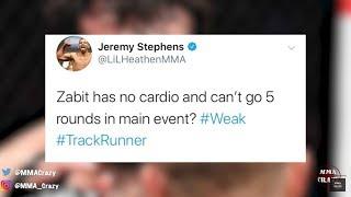 MMA Pros React to Zabit Magomedsharipov win over Calvin Kattar at UFC Moscow