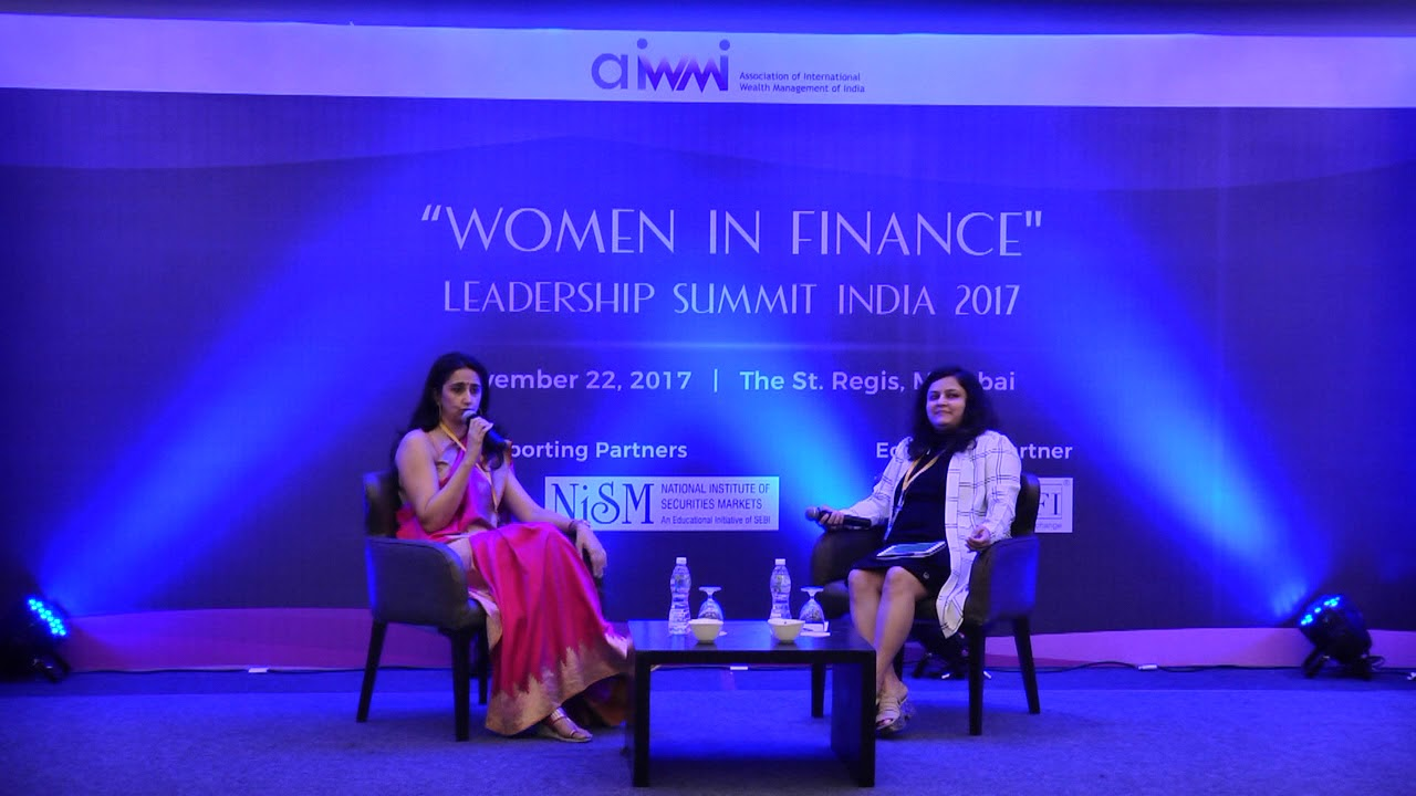 Women in Finance Leadership Summit- Fireside chat with Manisha Girotra,  CEO, Moelis
