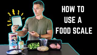 HOW TO USE A FOOD SCALE | WEIGHT LOSS MADE SIMPLE