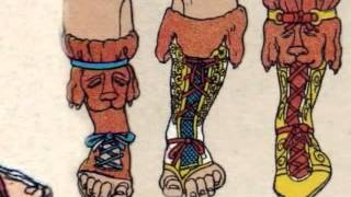 История обуви. Часть 2