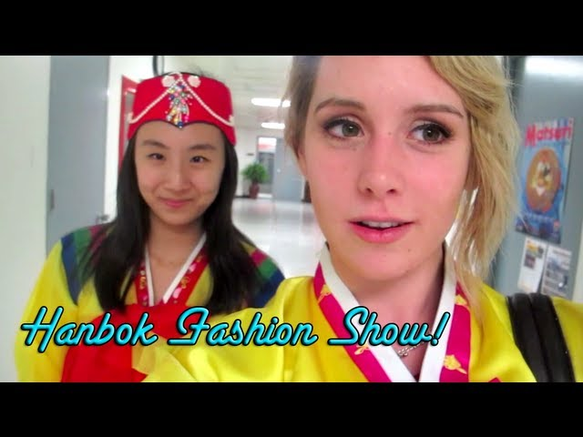A Day in My Life: Hanbok Fashion Show and Other Ramblings!
