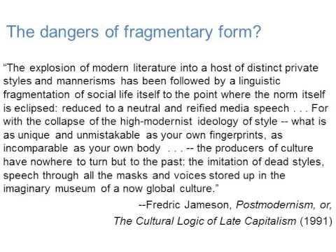 Anzaldúa and Postmodernism's Critics