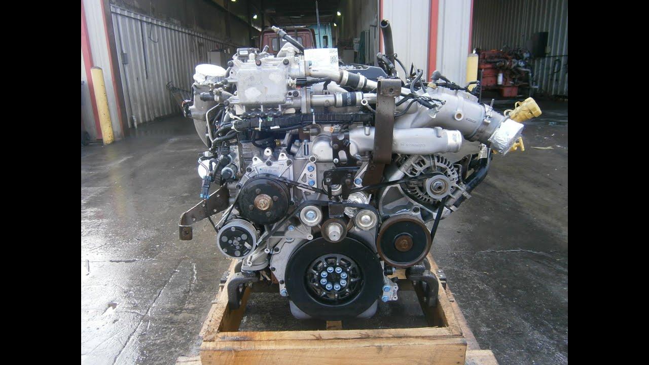 2012 International MaxxForce 13 Engine  YouTube