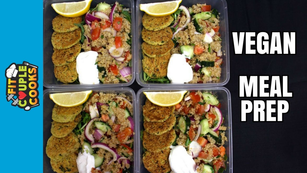 How to meal prep ep 27 vegan meal prep falafel 4 meals how to meal prep ep 27 vegan meal prep falafel 4 meals300 each youtube forumfinder Images