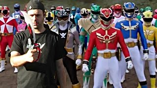 Legendary Battle (Power Rangers Super Megaforce Episode Review!)
