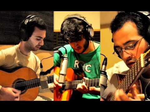 """""""VIRUTA Y VINO""""- Juan Arabel Trio - Semillas -"""