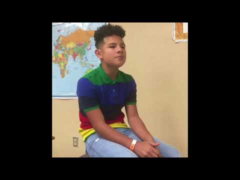 MANNY SINGING ANOTHER  !?!?