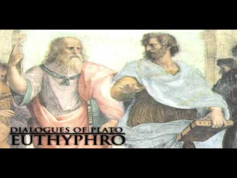 Platos Dialogues - Euthyphro  (Audiobook)