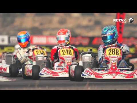 Rotax MAX Challenge Grand Finals 2014 Clip 1